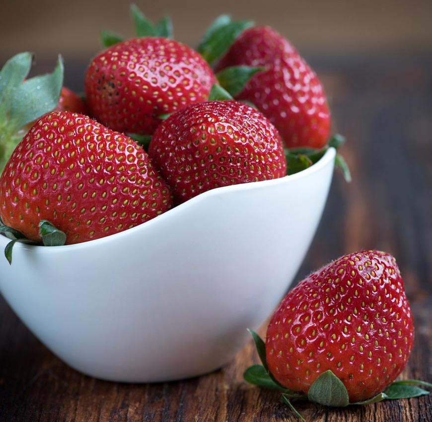 The Carpentras strawberry