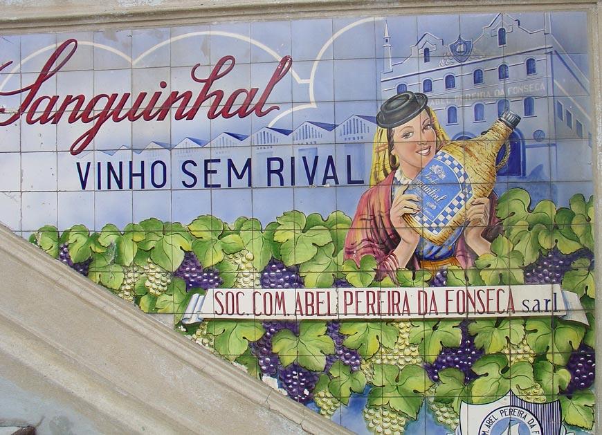 Portuguese wines