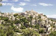 Gordes perched village of Provence Luberon