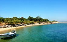 cycling holiday on tavira island algarve portugal