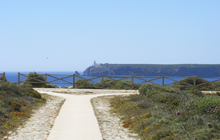 best cycling trip in portugal algarve to cape saint vincent