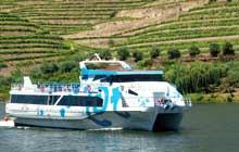 wine cruise on river douro portugal