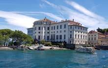 walking tours of italy on the borromeo islands on lake maggiore