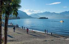 self guided walking holidays italy lake maggiore